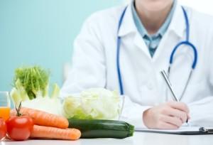 Gemüse als ärztliche Empfehlung