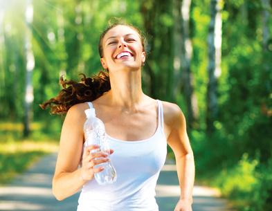 Pflanzliche Ernährung fördert Leistungsfähigkeit.